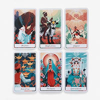 Tarot of the Divine: A Deck and Guidebook Inspired by Deities, Folklore, and Fairy Tales from Around the World: Tarot Cards