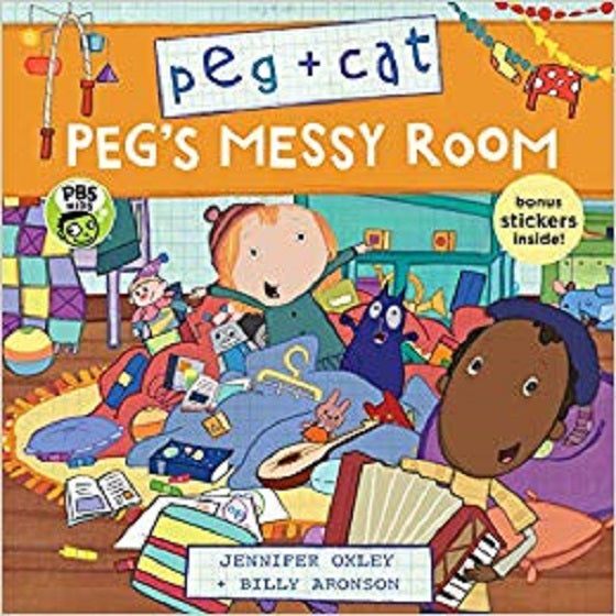 Peg's Messy Room