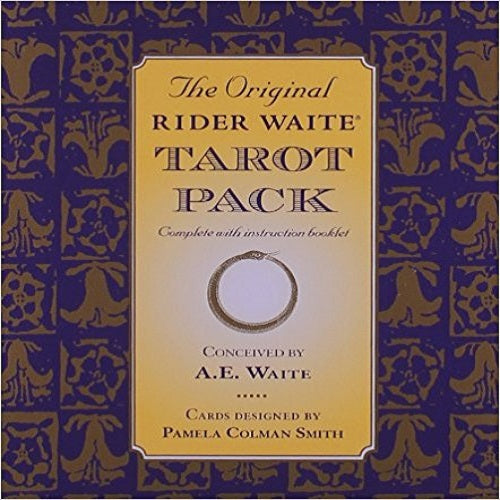 The Original Rider Waite Tarot Pack
