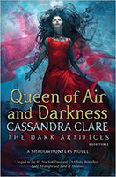 Queen of Air and Darkness ( Dark Artifices #3 )