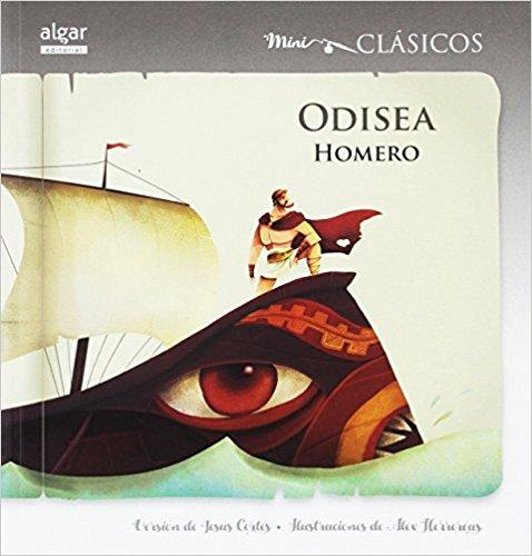 Odisea/The Odyssey (Mini Clasicos) (Spanish Edition)