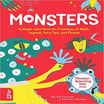 Monsters: A Magic Lens Hunt for Creatures of Myth, Legend, Fairy Tale, and Fiction