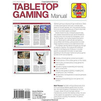 Tabletop Gaming Manual: A guide to the diverse world of modern tabletop games