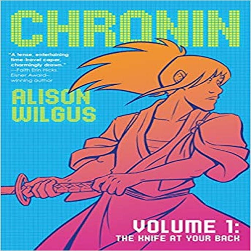 Chronin 1: The Knife at Your Back