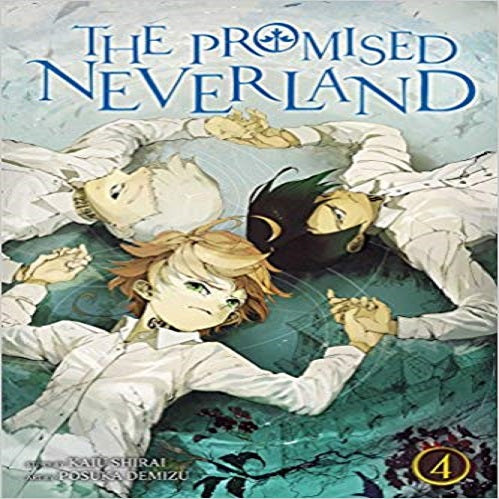 The Promised Neverland 4: Shonen Jump Manga Edition