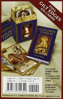 Golden Tarot Deck Cards – Box set, March, 2004