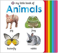 My Little Book of Animals (My Little Books)