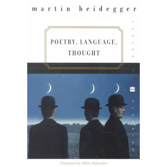 Poetry, Language, Thought (Harper Perennial Modern Thought): Poetry, Language, Thought | ADLE International