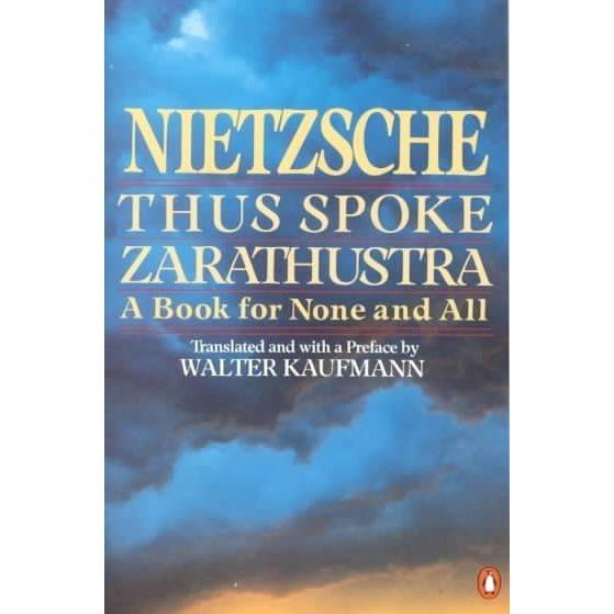 Thus Spoke Zarathustra | ADLE International