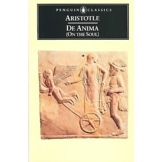 De Anima/on the Soul (Penguin Classics)