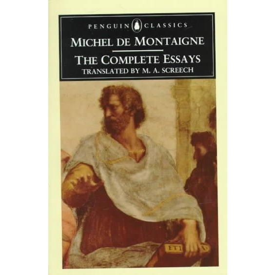 The Complete Essays (Penguin Classics) | ADLE International