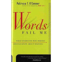 Words Fail Me: What Everyone Who Writes Should Know About Writing | ADLE International