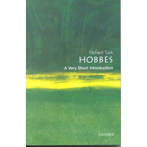 Hobbes: A Very Short Introduction (Very Short Introductions) | ADLE International