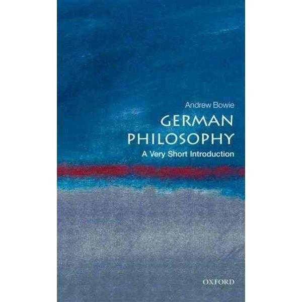 German Philosophy: A Very Short Introduction (Very Short Introductions) | ADLE International