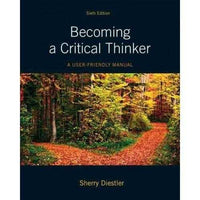 Becoming a Critical Thinker: A User-Friendly Manual | ADLE International