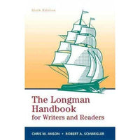 The Longman Handbook for Writers and Readers | ADLE International