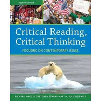 Critical Reading, Critical Thinking: Focusing on Contemporary Issues | ADLE International