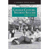 College Culture, Student Success (Longman Topics Reader) | ADLE International