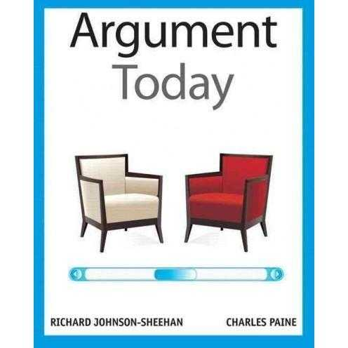 Argument Today
