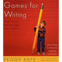 Games for Writing: Playful Ways to Help Your Child Learn to Write | ADLE International