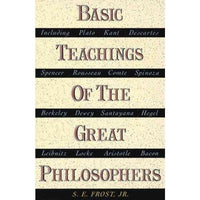 Basic Teachings of the Great Philosophers