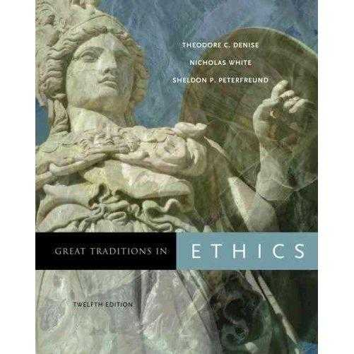 Great Traditions in Ethics | ADLE International