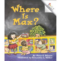 Where Is Max? (Rookie Readers)