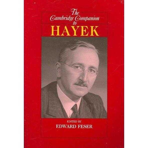 The Cambridge Companion to Hayek | ADLE International