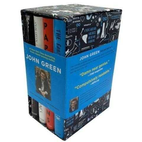 John Green Box Set | ADLE International