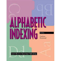 Alphabetic Indexing