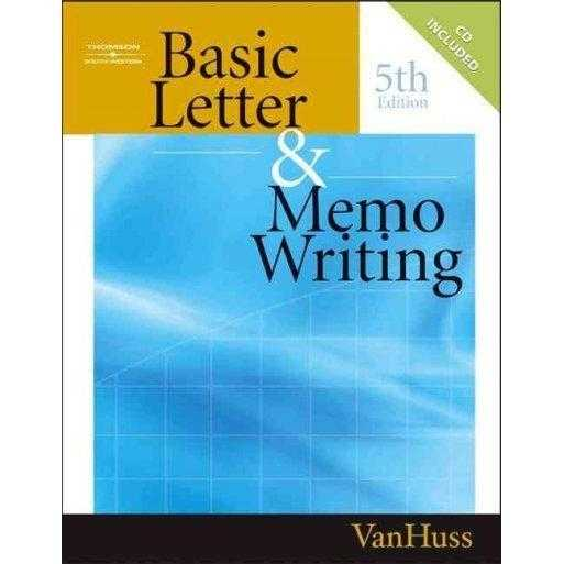 Basic Letter & Memo Writing | ADLE International