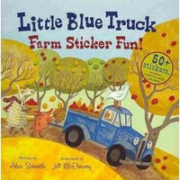 Little Blue Truck Farm Sticker Fun! | ADLE International