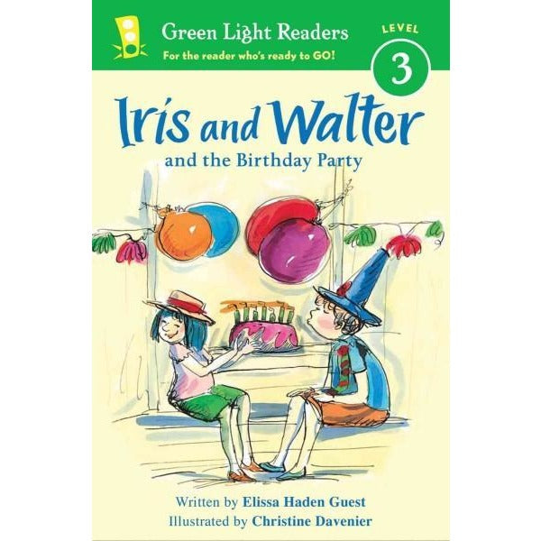 Iris and Walter and the Birthday Party (Iris and Walter)