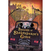 Secrets of Shakespeare's Grave (Letterford Mysteries)