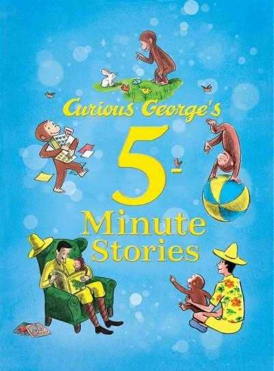 Curious George's 5-Minute Stories (Curious George)