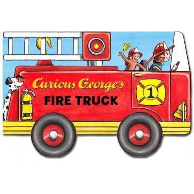 Curious George's Fire Truck (Curious George)