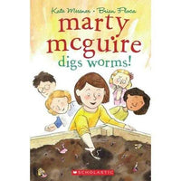 Marty Mcguire Digs Worms! (Marty Mcguire) | ADLE International