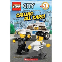 Calling all Cars (Scholastic Readers: Lego)