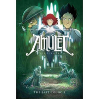 Amulet 4: The Last Council (Amulet) | ADLE International