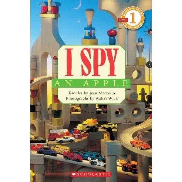 I Spy an Apple (Scholastic Readers: I Spy) | ADLE International