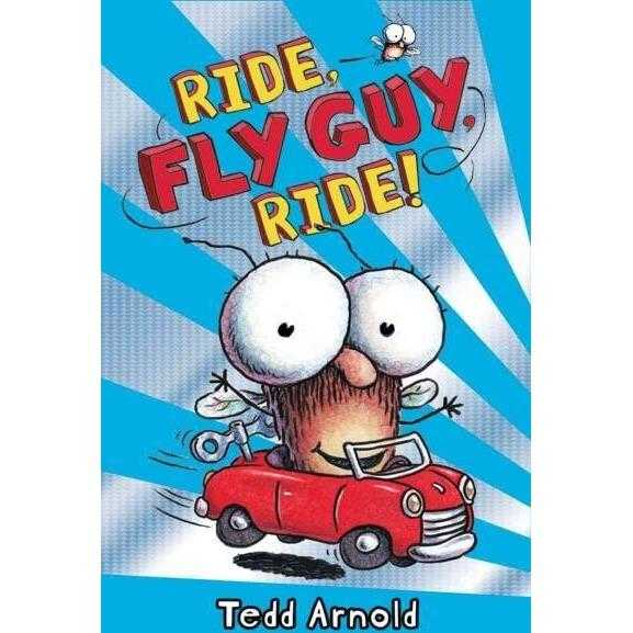 Ride, Fly Guy, Ride! (Fly Guy) | ADLE International