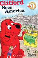 Clifford Sees America (Scholastic Readers) | ADLE International