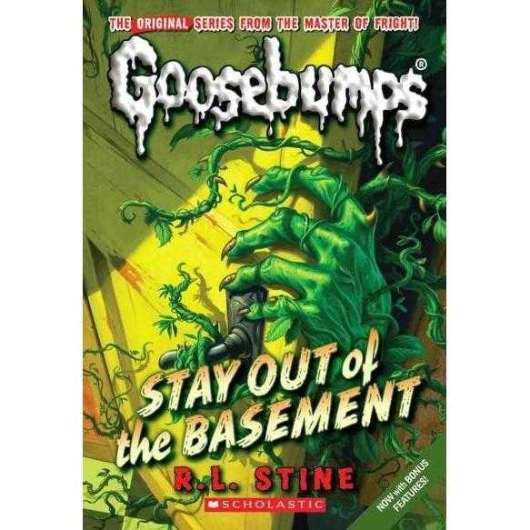 Stay Out of the Basement (Goosebumps) | ADLE International