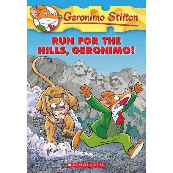 Run for the Hills, Geronimo! (Geronimo Stilton) | ADLE International