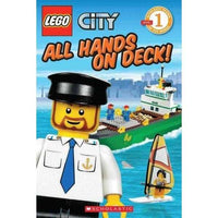 All Hands on Deck! (Scholastic Readers: Lego)