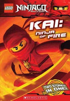 Kai: Ninja of Fire (Lego Ninjago Chapter Books)