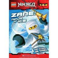 Zane: Ninja of Ice (Lego Ninjago Chapter Books) | ADLE International