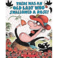 There Was an Old Lady Who Swallowed a Rose! (There Was an Old Lady) | ADLE International