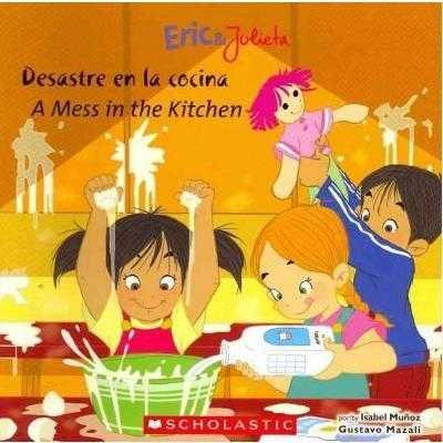 Desastre en la cocina / A Mess in the Kitchen (SPANISH) (Eric & Julieta) | ADLE International