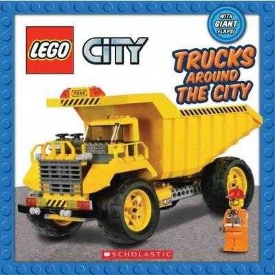 Trucks Around the City (Lego City)